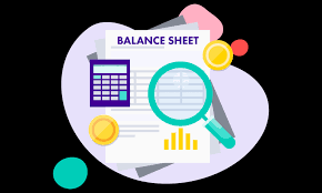 Balance sheet Financial Reporting