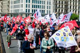 The Bargaining Power of Labour Unions