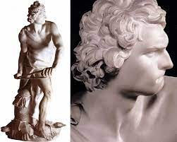 Comparing and contrasting Velasquez and Bernini