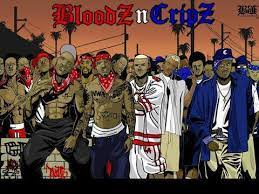 The Crips and The Bloods