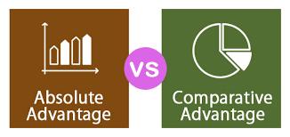 Comparative Advantage and Absolute Advantage