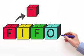 FIFO, First-in-first-out