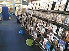 The Peeples Family DVD and Game Rental Company