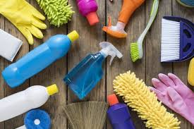 Use of household products for the purpose of getting high