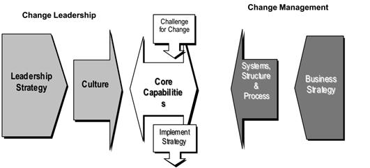 Figure: Leadership Strategy McGuire (2003).