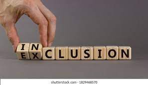 Inclusions, Exclusions, and AGI