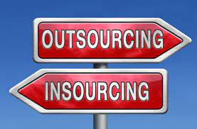 insourcing of business organization functions