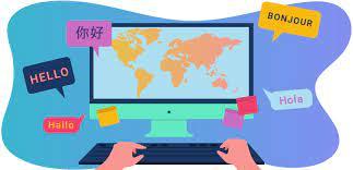 Internet like a native language