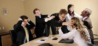 Interpersonal Conflict in the Workplace