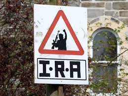 The IRA (Irish Republican Army)
