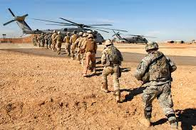 Joint Military Operations