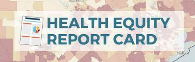 State of New Jersey Health Report Cards