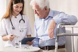 factors affecting healthcare in old age