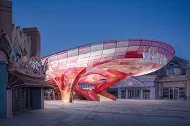 Pavilion Architectural Design