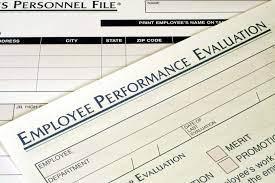 Ineffective Job Performance Reviews