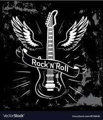 Visual culture in Rock and Roll