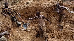 Small-scale mining in Nigeria