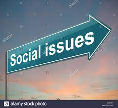 A Social Issue or Governmental Concern