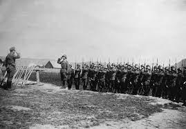 World War 1 (WW1) similarity to Warfare