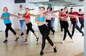 Zumba Sport dance